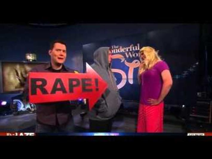 Glenn Beck's The Blaze Aired a Horrifying Rape Sketch | Herstory | Scoop.it