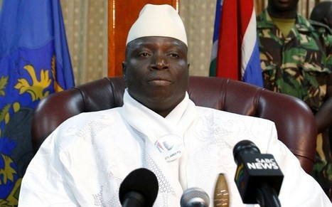 Gambia president rejects English language | Mrs. Watson's Class | Scoop.it