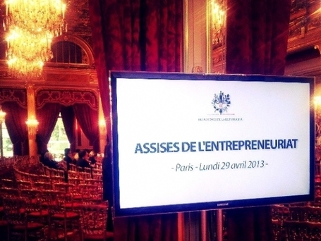 [Dossier] Assises de l'Entrepreneuriat: les 9 mesures à retenir - Maddyness | Innovation Startup France | Scoop.it