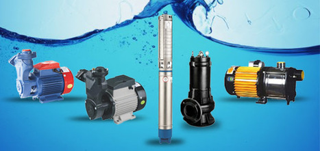 Pumpkart: Purchase Crompton Greaves pumps at affordable prices | Domestic Water Pumps | Scoop.it