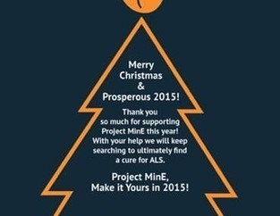 USA - Project MinE | Make it Yours in 2015! A Cure for ALS/MND | #ALS AWARENESS #LouGehrigsDisease #PARKINSONS | Scoop.it