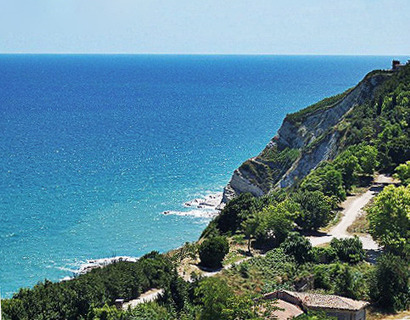 Cardeto Park in Ancona, walking between history and nature | Le Marche another Italy | Scoop.it