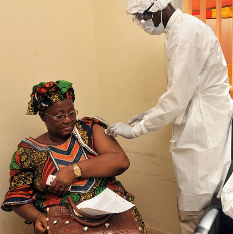 Ebola vaccine trial proves 100% successful in Guinea | Amazing Science | Scoop.it