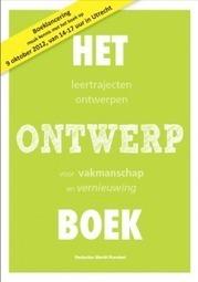 Boek: Het Ontwerpboek | Link2Learn | Bloggertips | Scoop.it