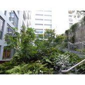 Deux écrins verts dans des réhabilitations lourdes - Paysage   Paris durable   Scoop.it