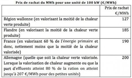 Péril pour la filière méthanisation en Wallonie | MAGAZINE ET ... | Centre méthanisation et valorisation fumier et déchets verts (centres équestres, élevages…) | Scoop.it