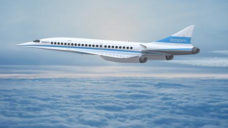 Le voyage supersonique de demain se dessine chez Virgin - Tech - Numerama | Entrepreneurs, leadership & mentorat | Scoop.it