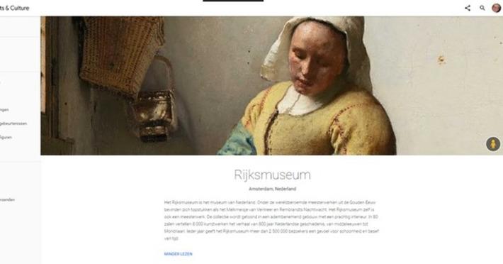 Edu-Curator: Breng een online en virtueel bezoek aan het Rijksmuseum | Edu-Curator | Scoop.it