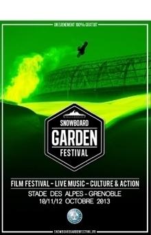 Le Snowboard Garden Festival aura lieu au Stade des Alpes | World tourism | Scoop.it