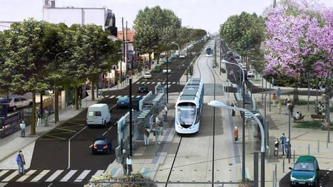 L'urbanisme réinventé grâce au tramway   Urbanisme   Scoop.it