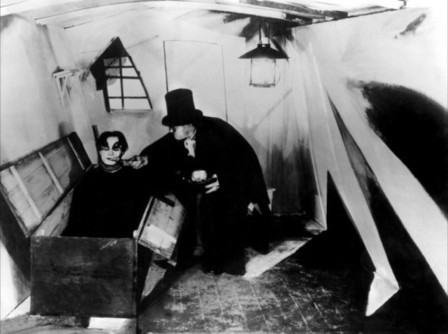 """Films & Architecture: """"The Cabinet of Dr. Caligari""""   Horror Films: The History and Development   Scoop.it"""