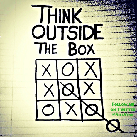 On Innovation Metrics, Think Outside The Box | Innovation Blueprint | Ideas with Legs | Innovation in Business | Scoop.it
