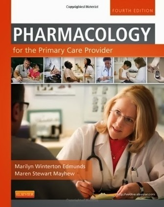 testbankdoctor@gmail.com: Test Bank Pharmacology for the Primary Care Provider 4th Edition Edmunds - Mayhew ISBN-10: 0323087906 ISBN-13: 978-0323087902 | Test Banks | Scoop.it