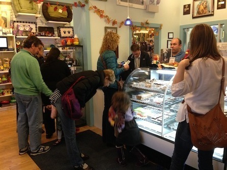 Happy Husky Bakery offers gourmet pastries to man's best friend - Medill Reports: Chicago | High Quality Dog Supplies | Scoop.it