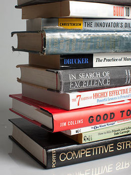 The 25 Most Influential Business Management Books - TIME | SIU College of Business | Scoop.it