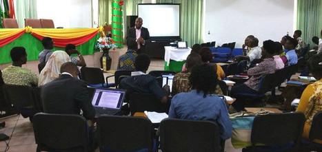 FFIN – 55H : La jeunesse béninoise formée à l'entrepreneuriat numérique | L'innovation par les Logiciels Libres ... | Scoop.it