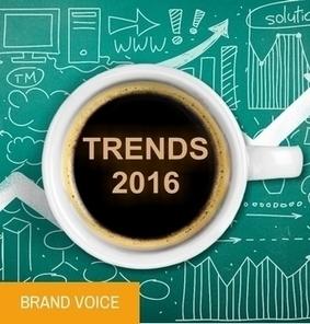 Quatre évolutions de la communication visuelle en 2016 | Créativité, Innovation et Prospective | Scoop.it