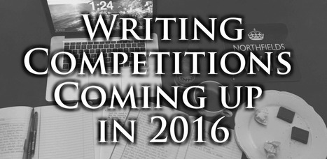A Curated List of Creative Writing Competitions in 2016 | Cliographic | Scoop.it