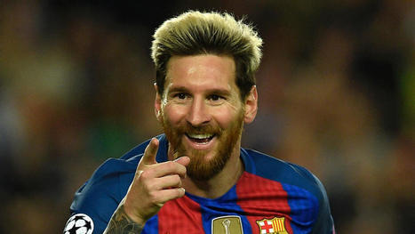 Champions League matchday four: Messi out to destroy Manchester City again | In the net. Football | Scoop.it