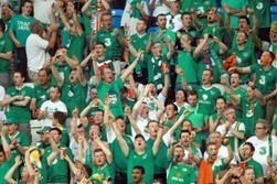 So what's it like supporting the Irish team from abroad? - The Score | Diverse Eireann- Sports music arts heritage and travel | Scoop.it