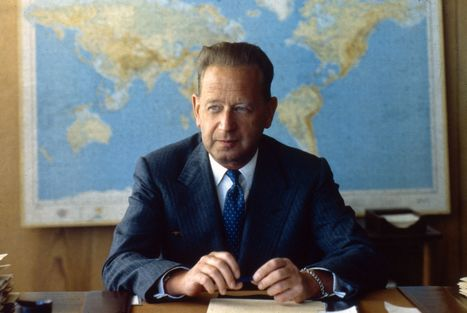 U.N. to Probe Whether Iconic Secretary-General Was Assassinated | Upsetment | Scoop.it