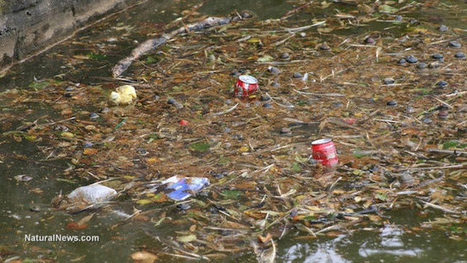 Devastating #water #pollution now rampant across #China | Messenger for mother Earth | Scoop.it
