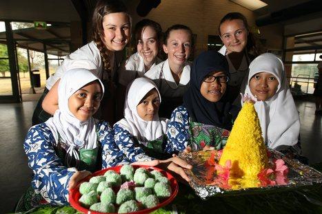 All benefit when cultures meet | Bridge School Partnerships | Scoop.it