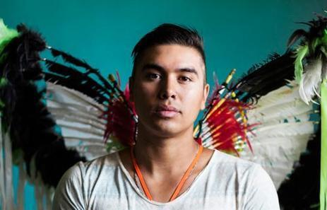 James Jones by Thosh Collins: Thing About Skins Photo of the Week - Indian Country Today Media Network | News from Libya | Scoop.it