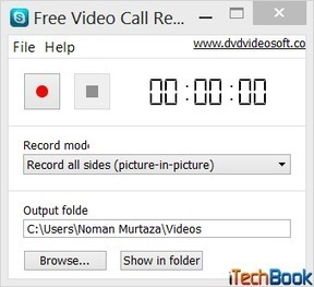 How to Record Video & Audio Calls in Skype For Free | iTechbook | Scoop.it