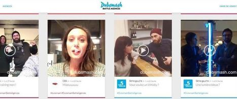 Le Dubsmash matche des agences digitales - L'ADN   Communication Digitale - Nouvelles technologies   Scoop.it
