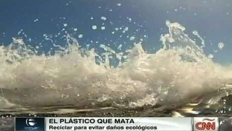 Activistas concientizan reciclando plástico del mar - Planeta CNN -  CNNMexico.com | http-www-scoop-it-t-nuestras-costas-estan-enfermas | Scoop.it