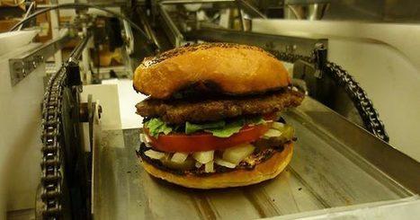 Patty prépare plus de 300 hamburgers en moins d'une heure | La Transition sociétale inéluctable | Scoop.it