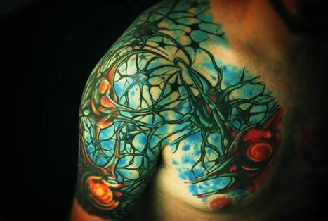 Tatuaje de color | Amantes a los Tatuajes | Scoop.it