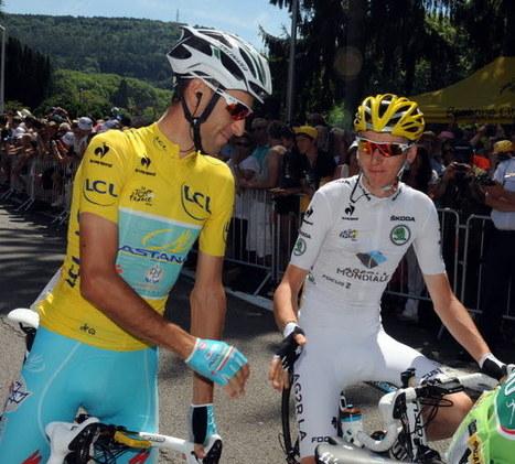 Le Tour de France 2015 à très haute altitude | Revue de presse internet | Scoop.it