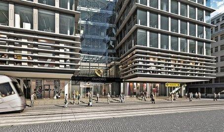 Quadrio v centru Prahy je zkolaudované, obchody otevřou za měsíc | Media monitoring | Scoop.it
