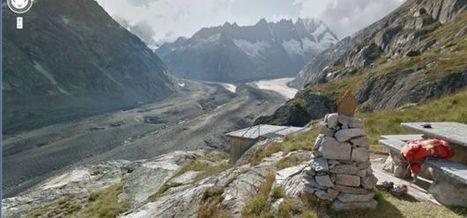 Google se lance dans la randonnée virtuelle en Suisse | tourisme et etourisme en montagne | Scoop.it