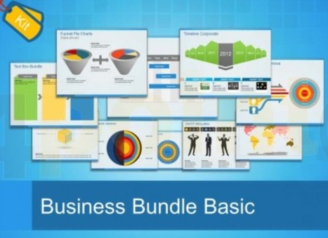 Business Bundle for PowerPoint | business | Scoop.it