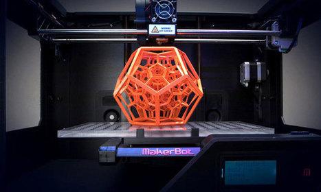 La France va accueillir pour la 1ère fois le salon mondial de l'impression 3D | Co-création, une révolution ? | Scoop.it