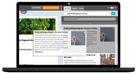 Newsletter Curation: Top 6 Tools and Tips To Curate Your Own Weekly Newsletter | School Librarians | Scoop.it
