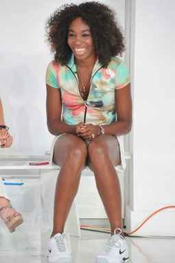 Venus Williams Courts A Fashion Business Of Her Own: style file ... | Fashion business | Scoop.it