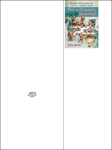 Alice in Transmedia Wonderland Book Info | Transmedia Think & Do Tank (since 2010) | Scoop.it