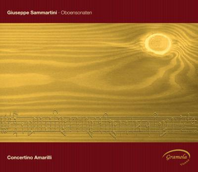 Gramola Vienna: Oboensonaten : Giuseppe Sammartini : Concertino Amarilli | L'OBOE SOMMERSO | Scoop.it
