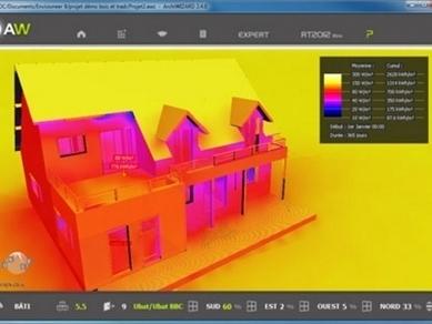 Le Courrier de l'Architecte | ArchiWIZARD, logiciel de calcul thermique | métiers de l'artisanat | Scoop.it