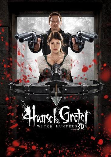 Ultimate 3D Movies: Hansel And Gretel Witch Hunters 3D (Jan 2013)   2013, l'année de la science-fiction au cinéma   Scoop.it