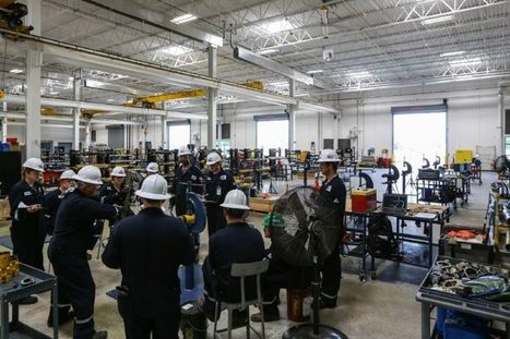 Baker Hughes opens state-of-the-art training facility in Tomball - Your Houston News | Video conference Room Acoustics | Scoop.it