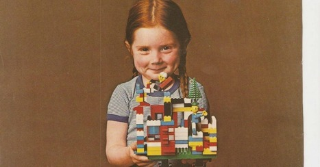 Lego's 1981 Girl-Power Ad Comes With an Inspiring Backstory | A Cultural History of Advertising | Scoop.it
