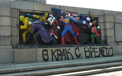 Russia Wants Bulgarians to Stop Vandalizing Soviet Monuments | Cultural Geography | Scoop.it