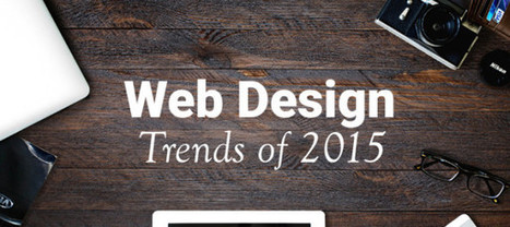 The Hot, The Cold and The Dying: A Look Back at Web Design Trends 2015 | Get Benefited from Our Advanced IT Solutions | Scoop.it