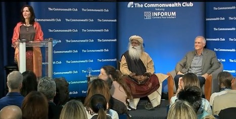 Sadhguru and Paul Hawken Talk Socially Conscious Business (5/13/13) | Futurable Planet: Answers from a Shifted Paradigm. | Scoop.it