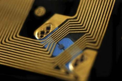 New hack-proof RFID chips could secure credit cards, key cards, and goods in warehouses | Amazing Science | Scoop.it